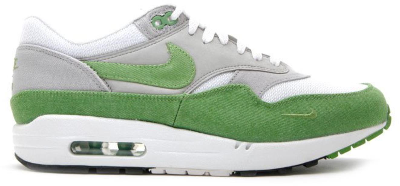 green air max