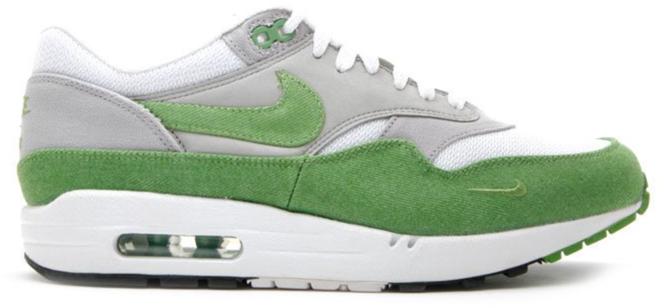 Air Max 1 Patta 5th Anniv Green