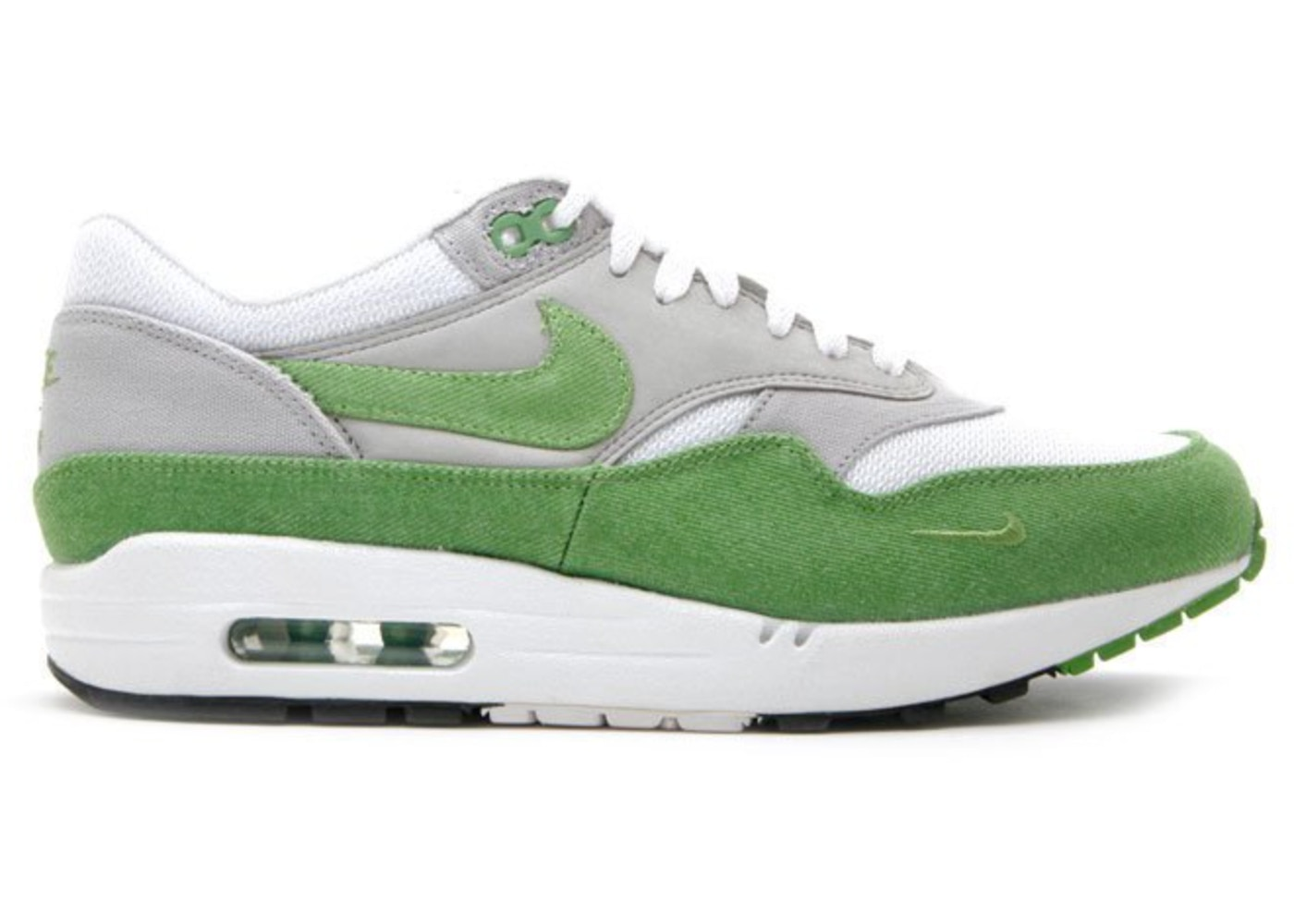 sports shoes c396c 5fabe Air Max 1 Patta 5th Anniv Green - 366379-100