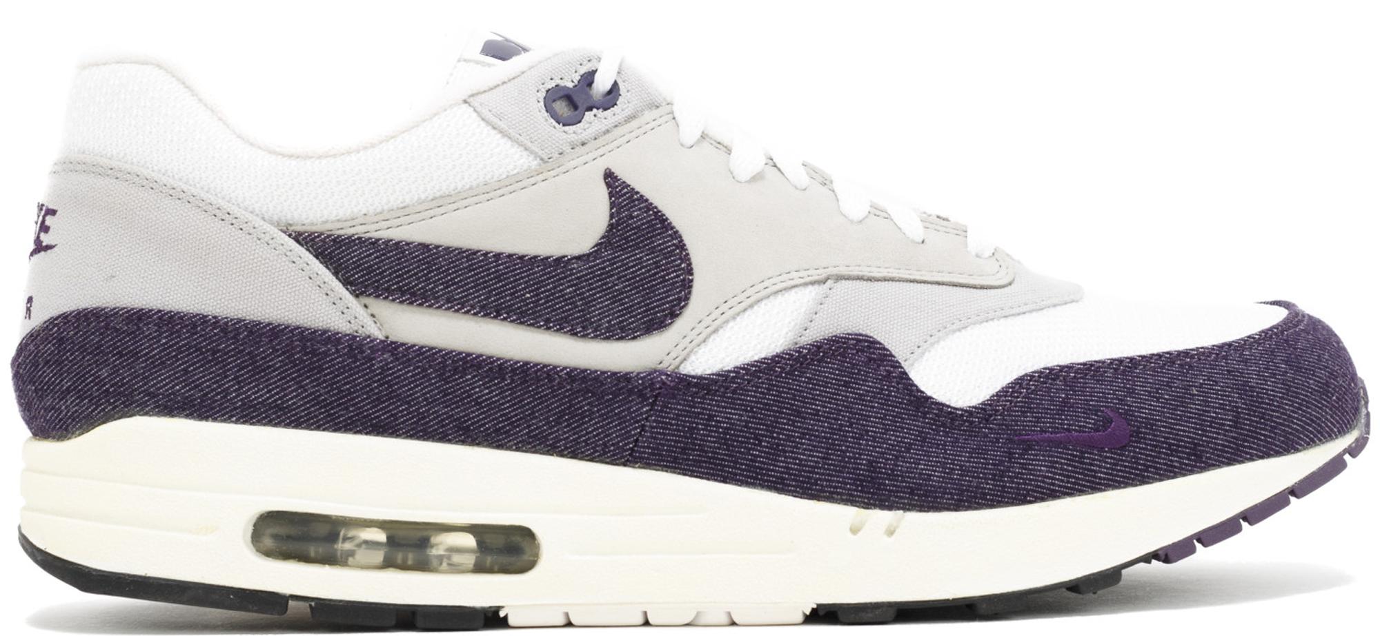Nike Air Max 1 Patta Purple Denim