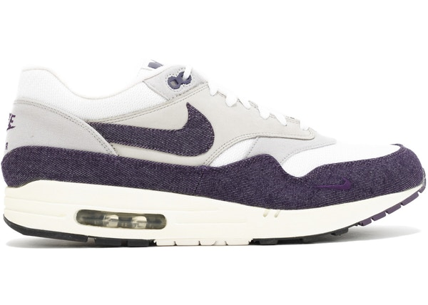 new concept 5f359 52d95 Air Max 1 Patta Purple Denim