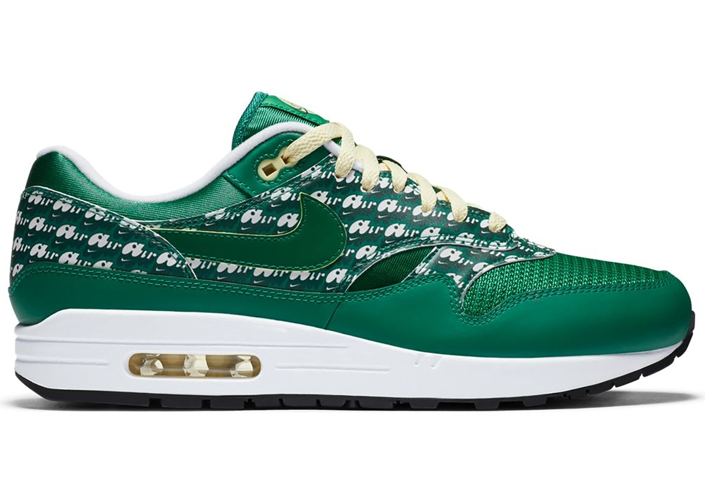Sacrificio borde cerca  Nike Air Max 1 Limeade (2020) - CJ0609-300