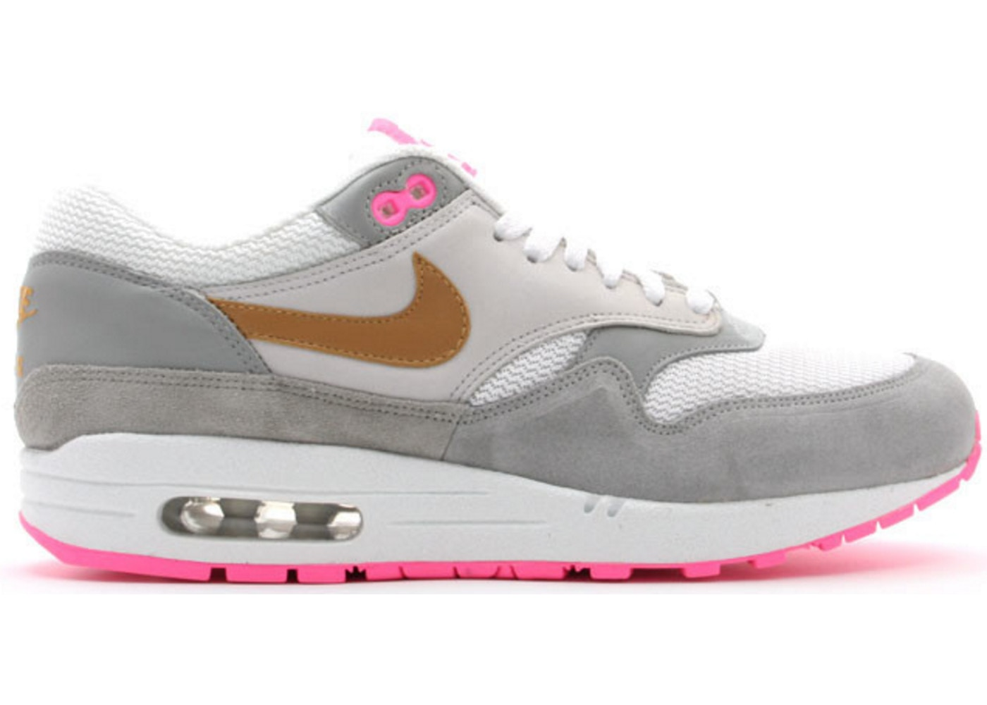 finest selection c92d8 43373 Air Max 1 Pink Pack Flamingo
