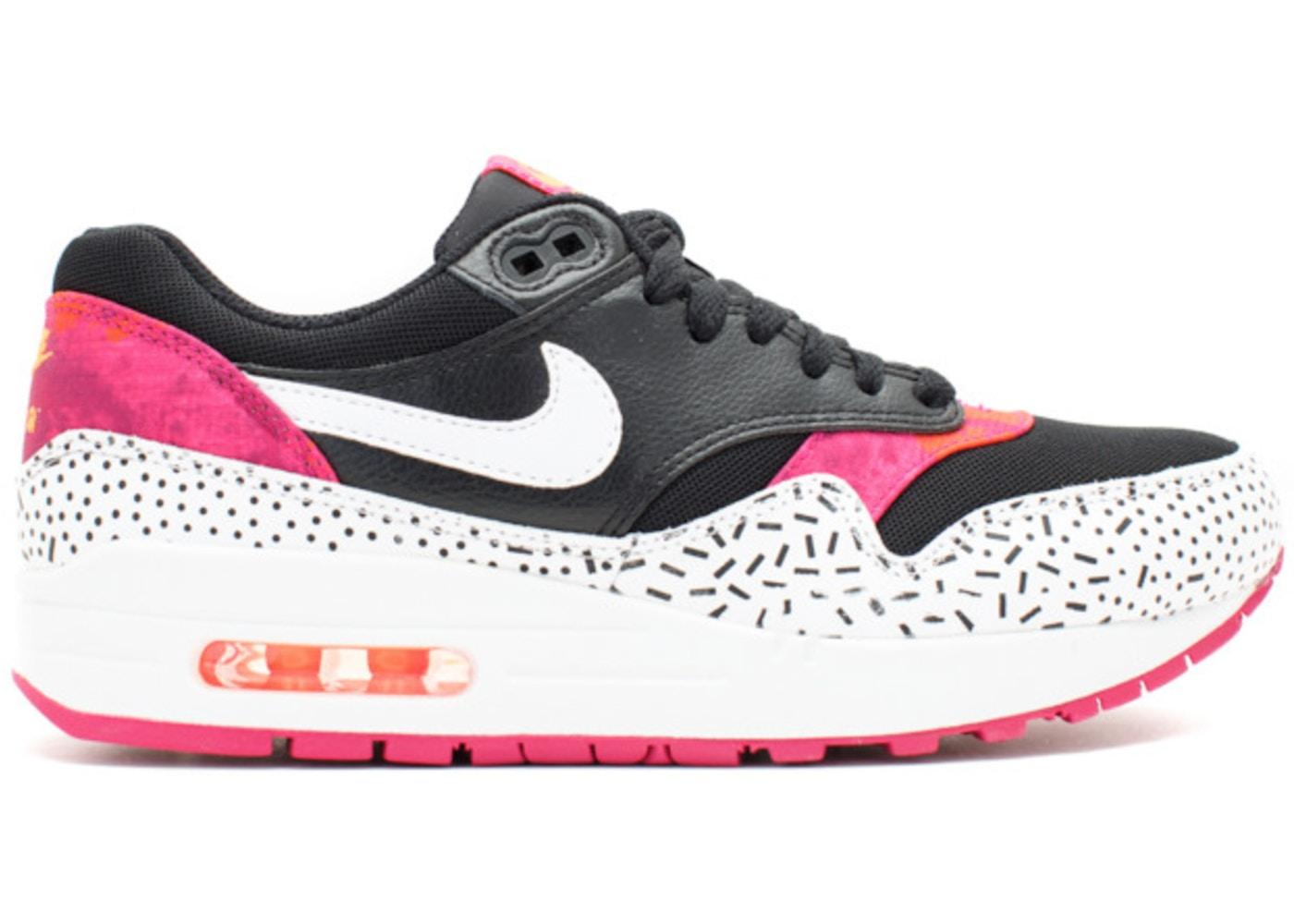 13f44b0dffae Air Max 1 Pink Pow Fireberry - 528898-002