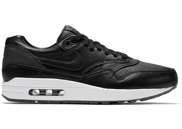 464126f09578 TOP. Air Max 1 Pinnacle Black Leather