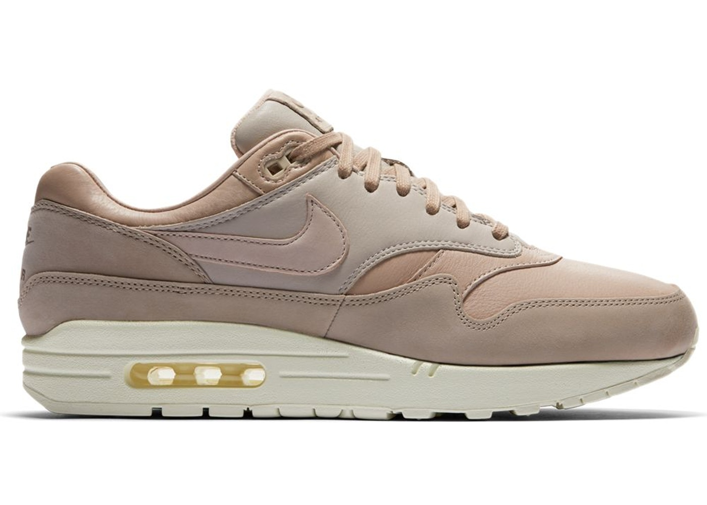 Ordenado muy Que  Nike Air Max 1 Pinnacle Sand - 859554-201