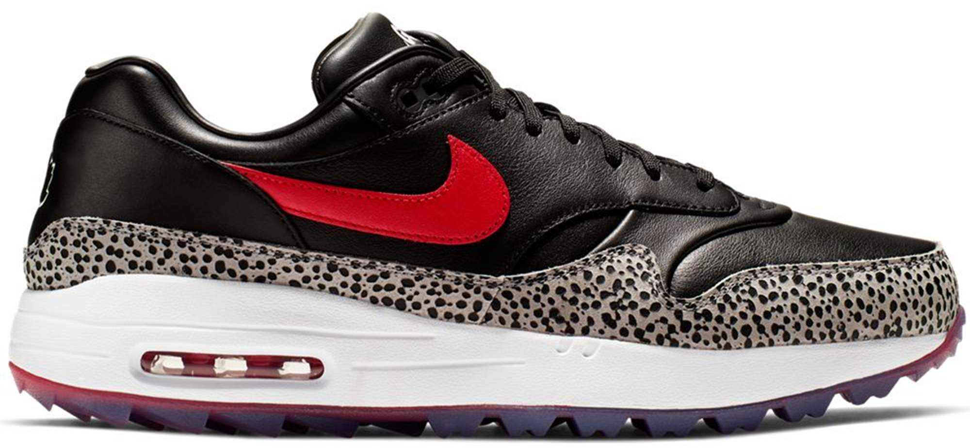 Nike Air Max 1 Premium Obsidian 845844 402 Sz 11.5