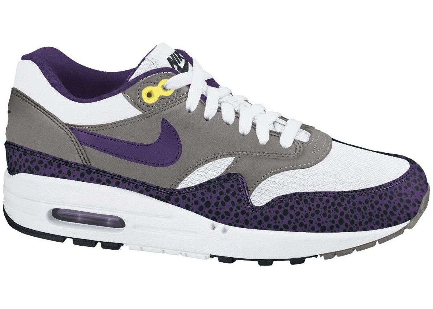 espectro globo Organo  Nike Air Max 1 Safari Grand Purple - 308866-151