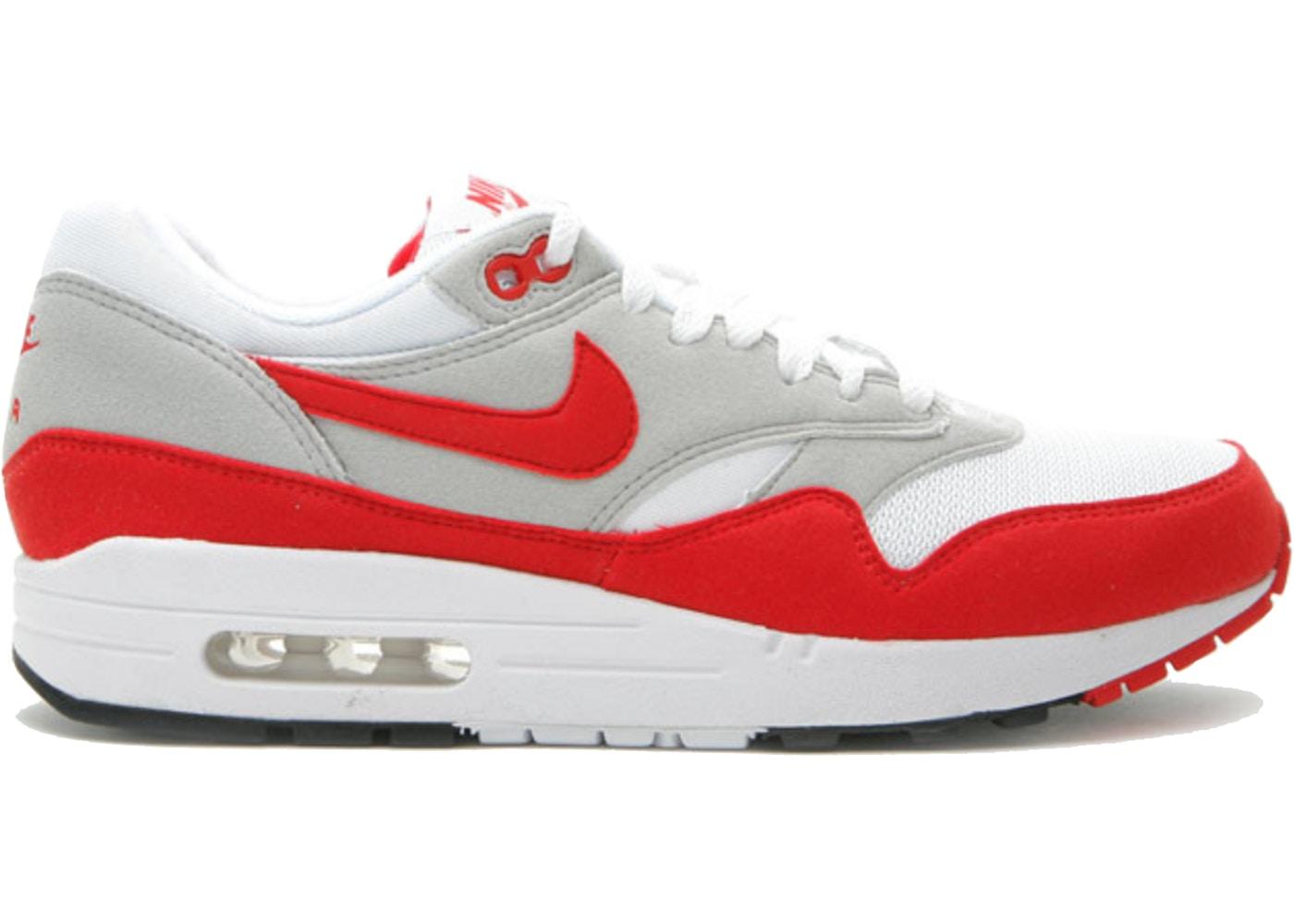 Air Max 1 Sport Red (2009) - 378830-161 ea71575f0245