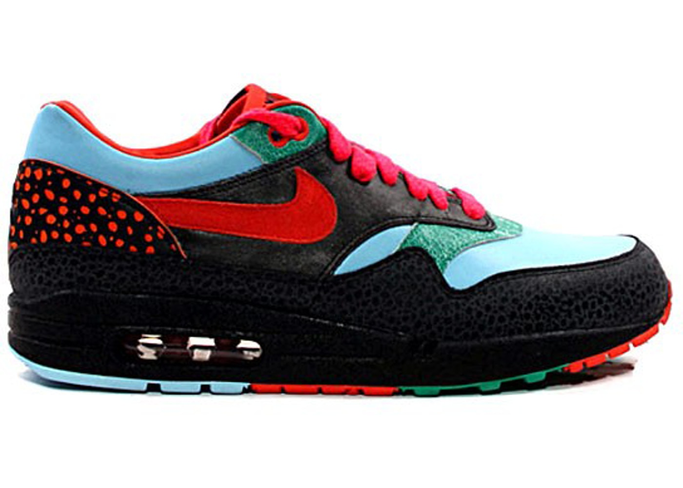 f1844f761a Air Max 1 Supreme Tech Pack - 321734-061