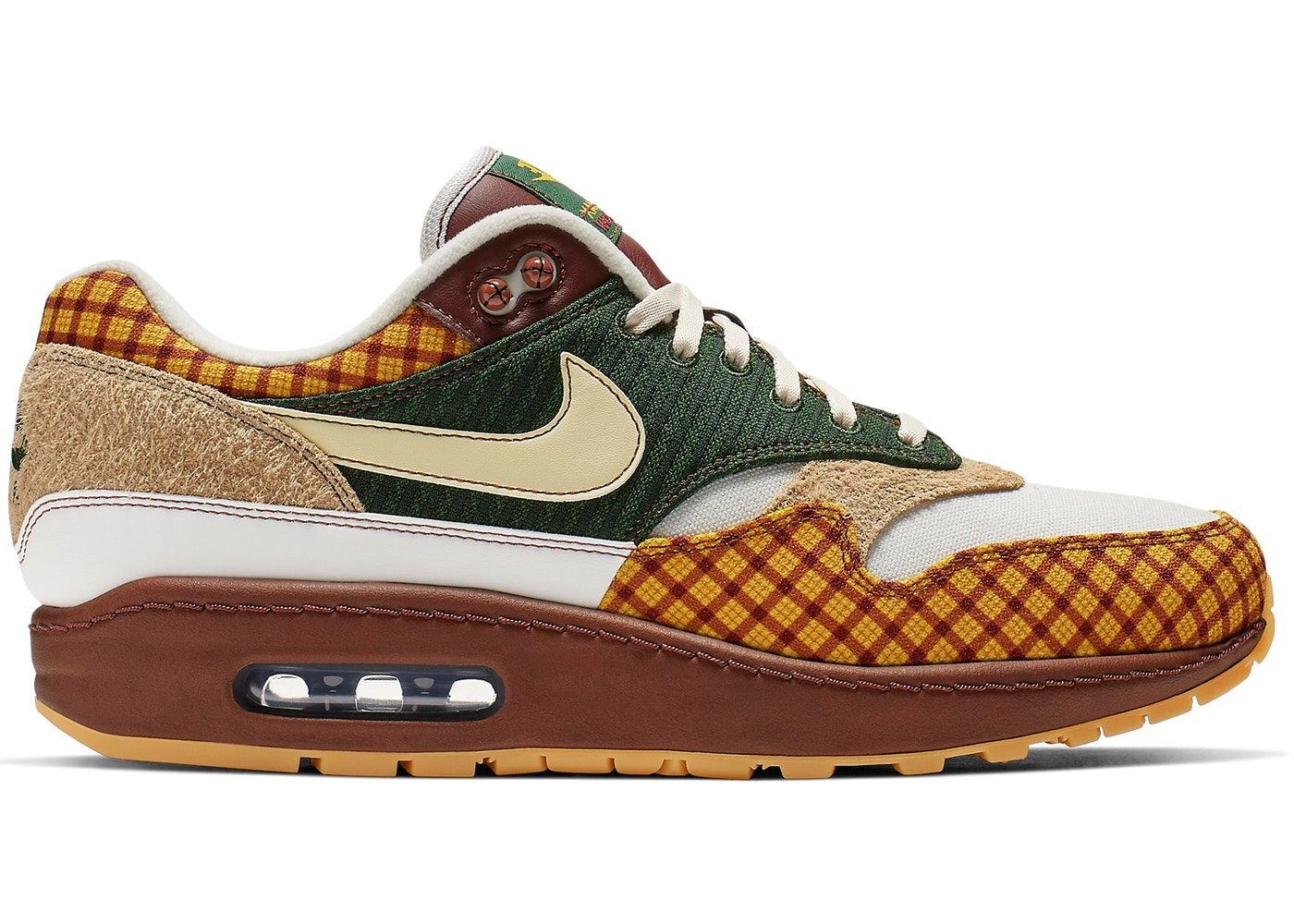491c010e3615 Sell. or Ask. Size  11.5. View All Bids. Air Max 1 Susan Missing Link