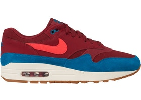 Air Max 1 Team Red Green Abyss