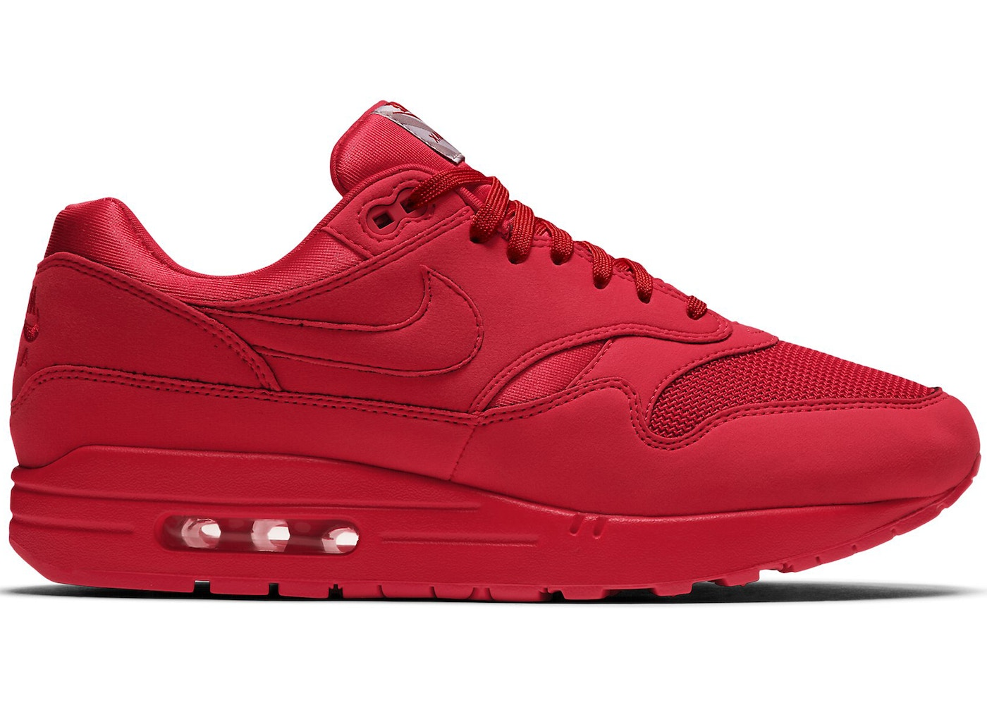 finest selection 7052c b970c Air Max 1 Tonal Red - 875844-600