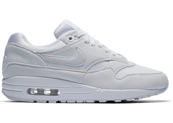 Nike Air Max 1 Triple White (W)