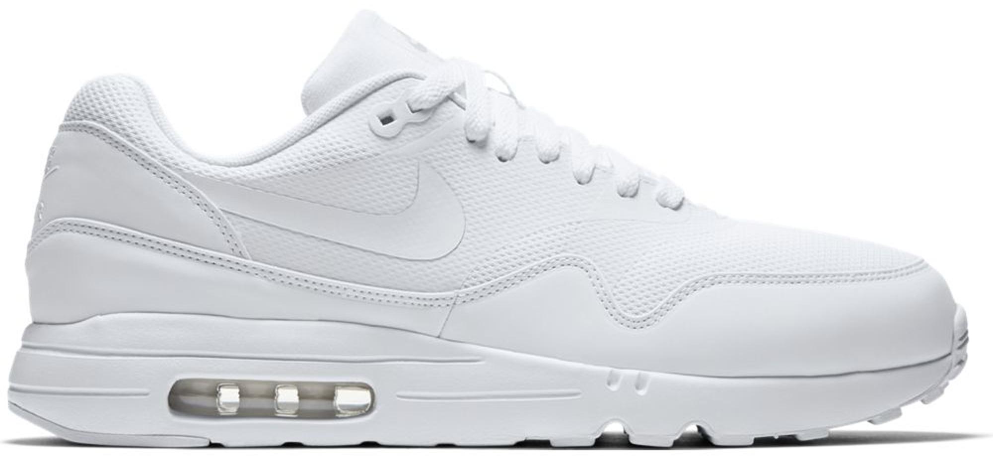 Nike Air Max 1 Ultra 2.0 White - 875679-100