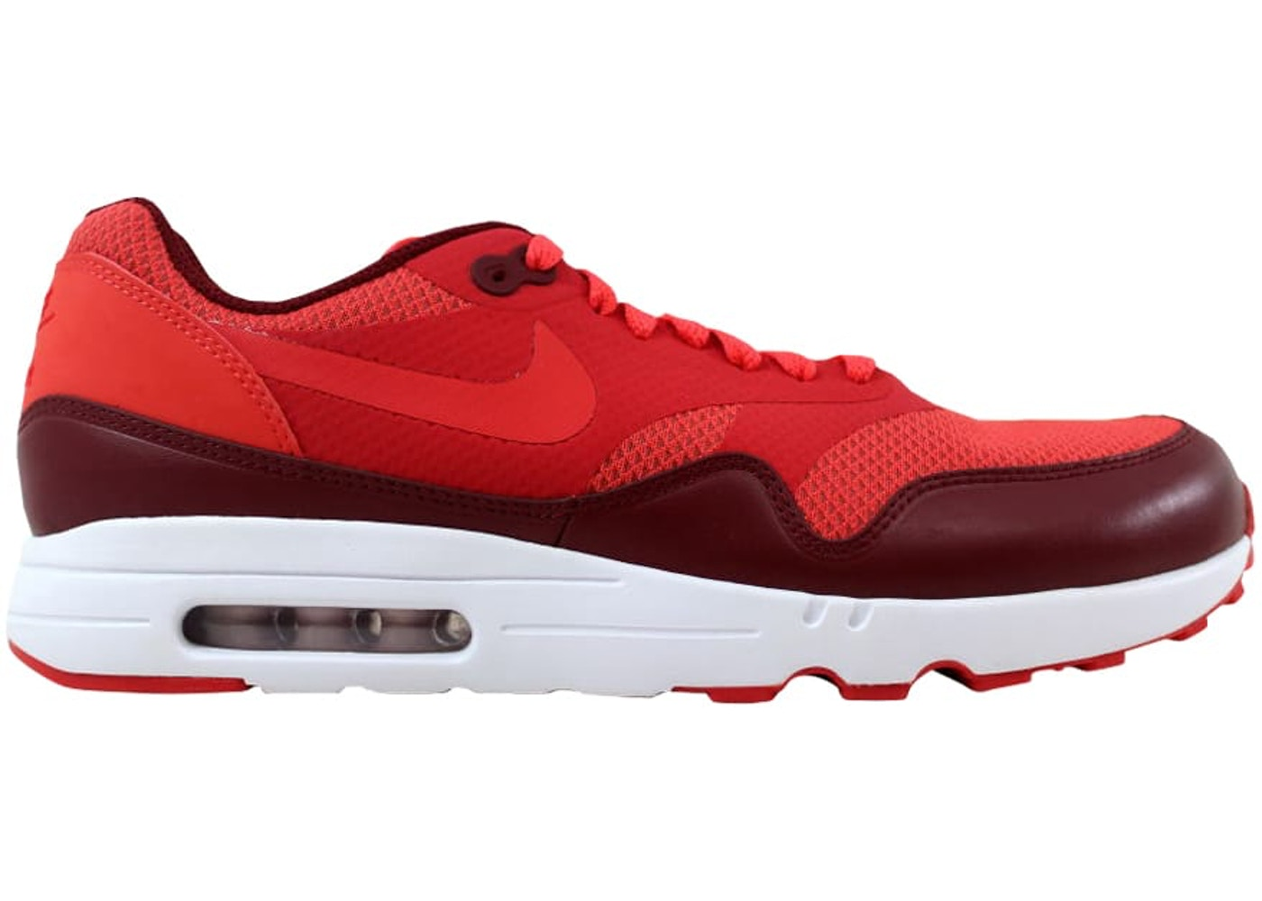 1253e1fadc20 Sell. or Ask. Size  10. View All Bids. Nike Air Max 1 Ultra 2.0 Essential  Track Red Track Red-Team Red