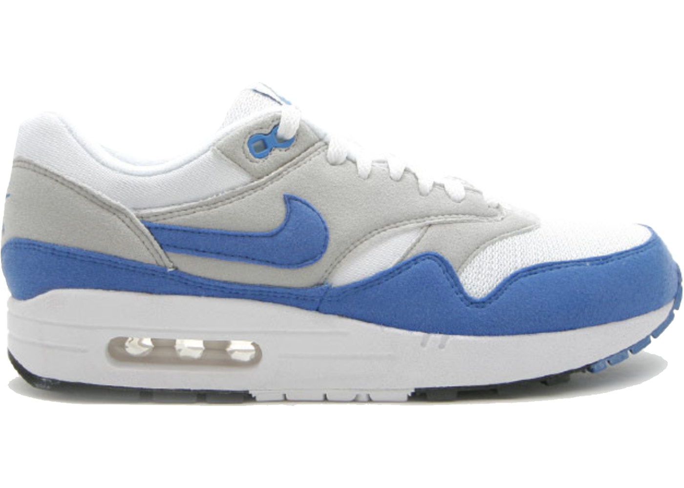 b12952bbd4 Sell. or Ask. Size: 9.5. View All Bids. Air Max 1 Varsity Blue ...