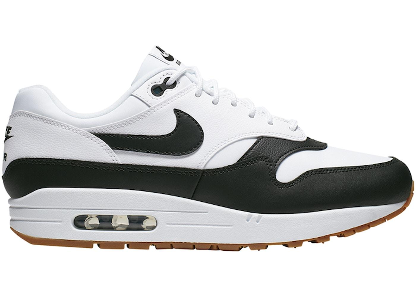 galleria Ale Evaporare  Nike Air Max 1 White Black Gum - CQ9965-100
