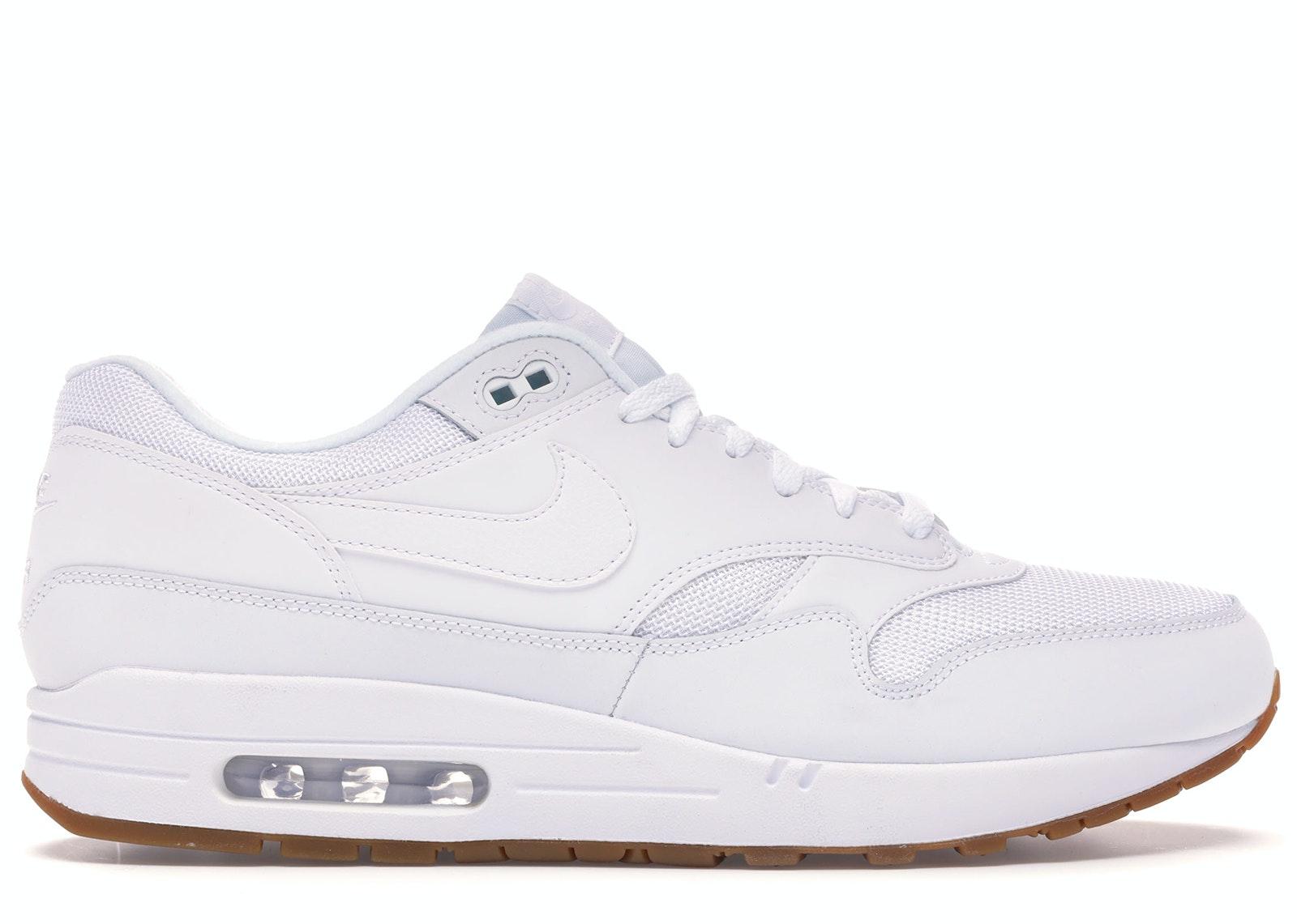 air max one white