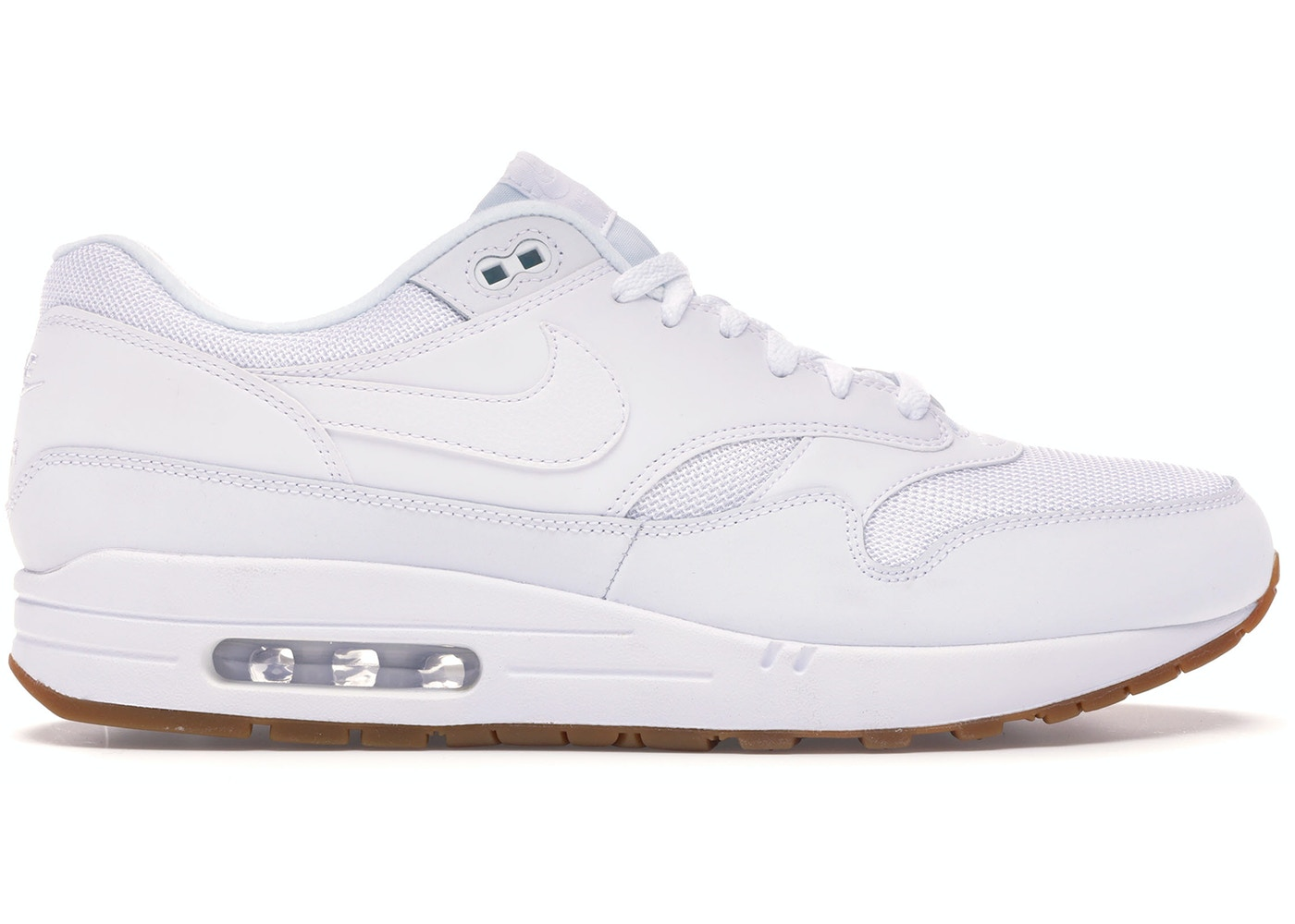 new styles 38b83 c3e4a Sell. or Ask. Size  11. View All Bids. Air Max 1 White Gum Sole