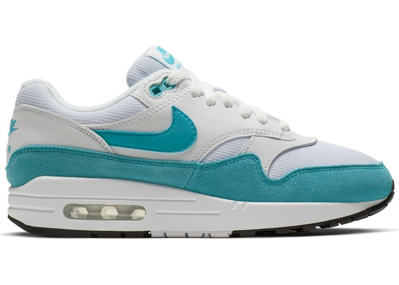 This Light Blue Fury Nike Air Max 1 Is For The Ladies