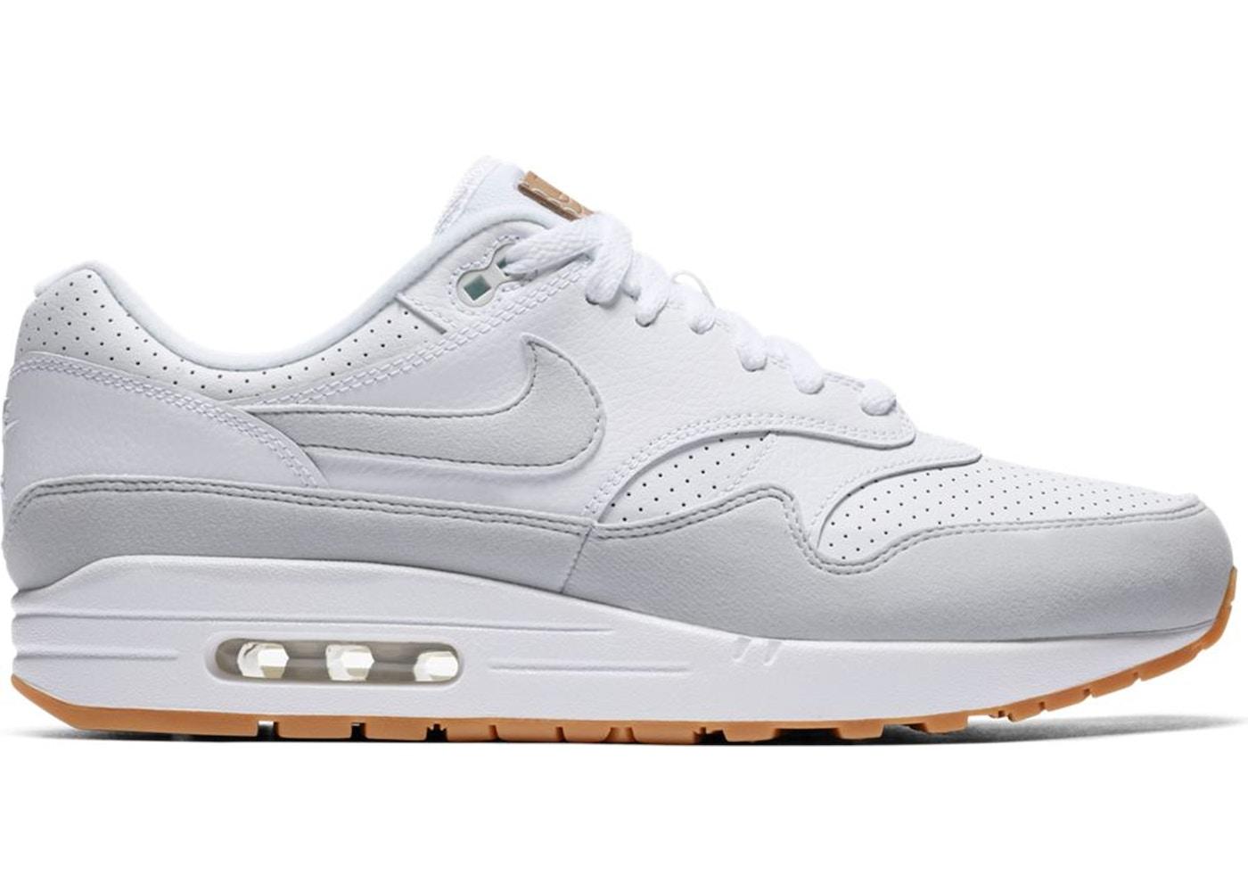 Nike Air Max 1 'All White' | SneakerFiles