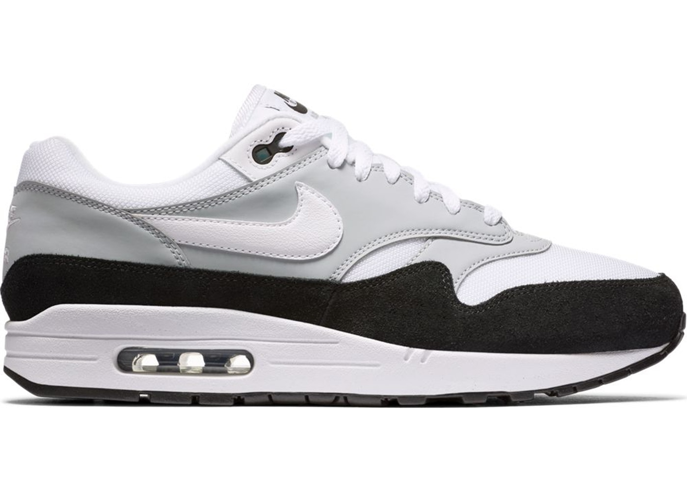 Air Max 1 Wolf Grey Black