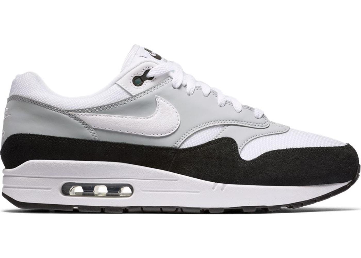 Applicare Cancellare Generale  Nike Air Max 1 Wolf Grey Black - AH8145-003