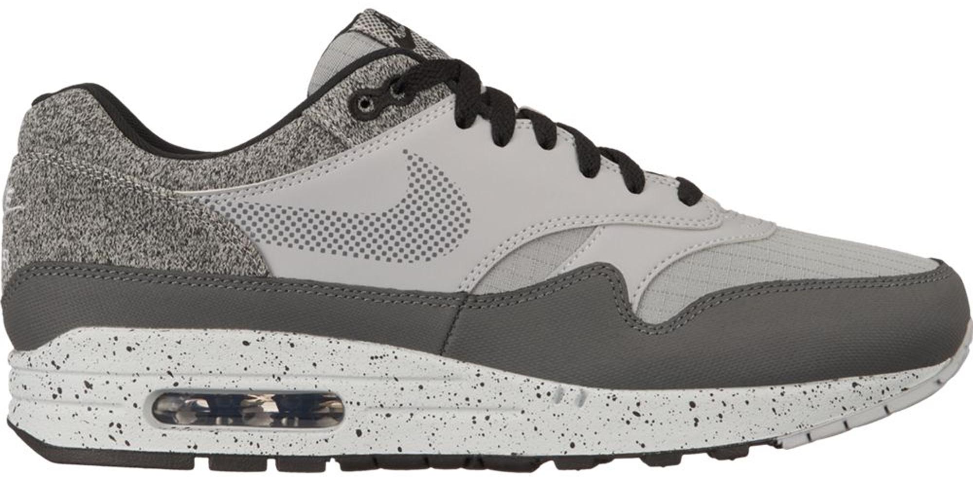 Nike Air Max 1 Wolf Grey Dark Grey