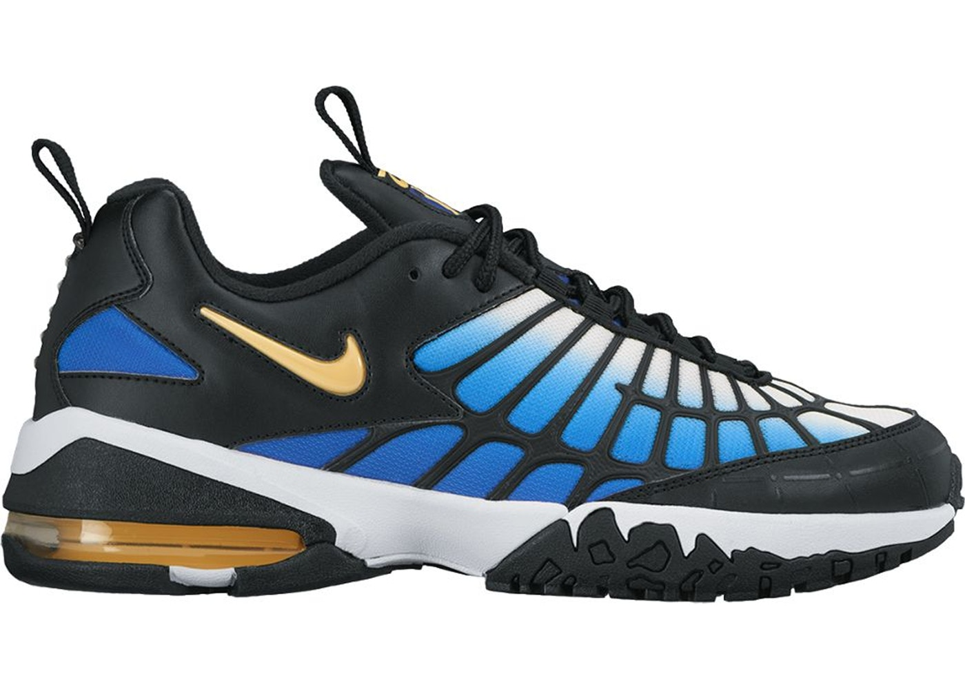 Men's Nike Air Max 120 Blue Size 9.5 NEW NWT
