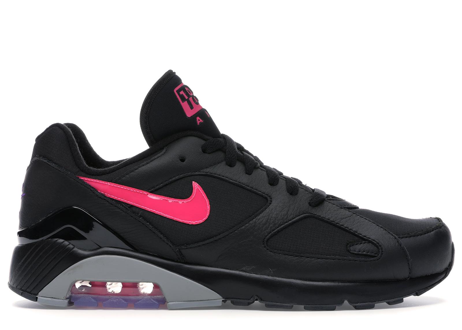 Air Max 180 Black Pink Blast