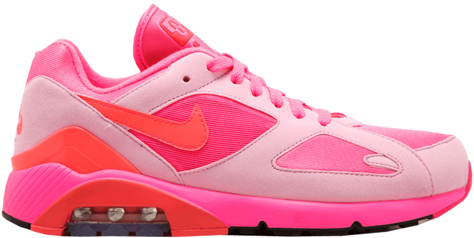 Air Max 180 Comme des Garcons Pink
