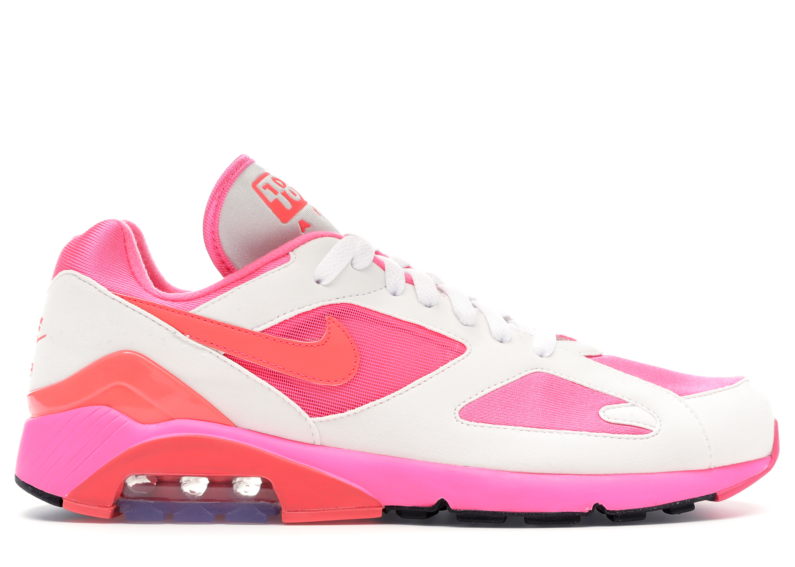 Nike Air Max 180 Comme des Garcons White