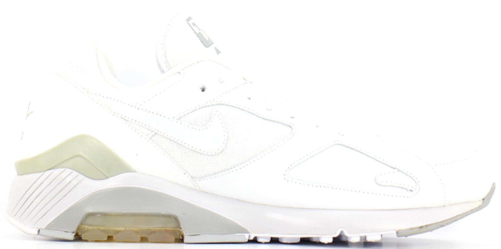 Nike Air Max 180 Powerwall White