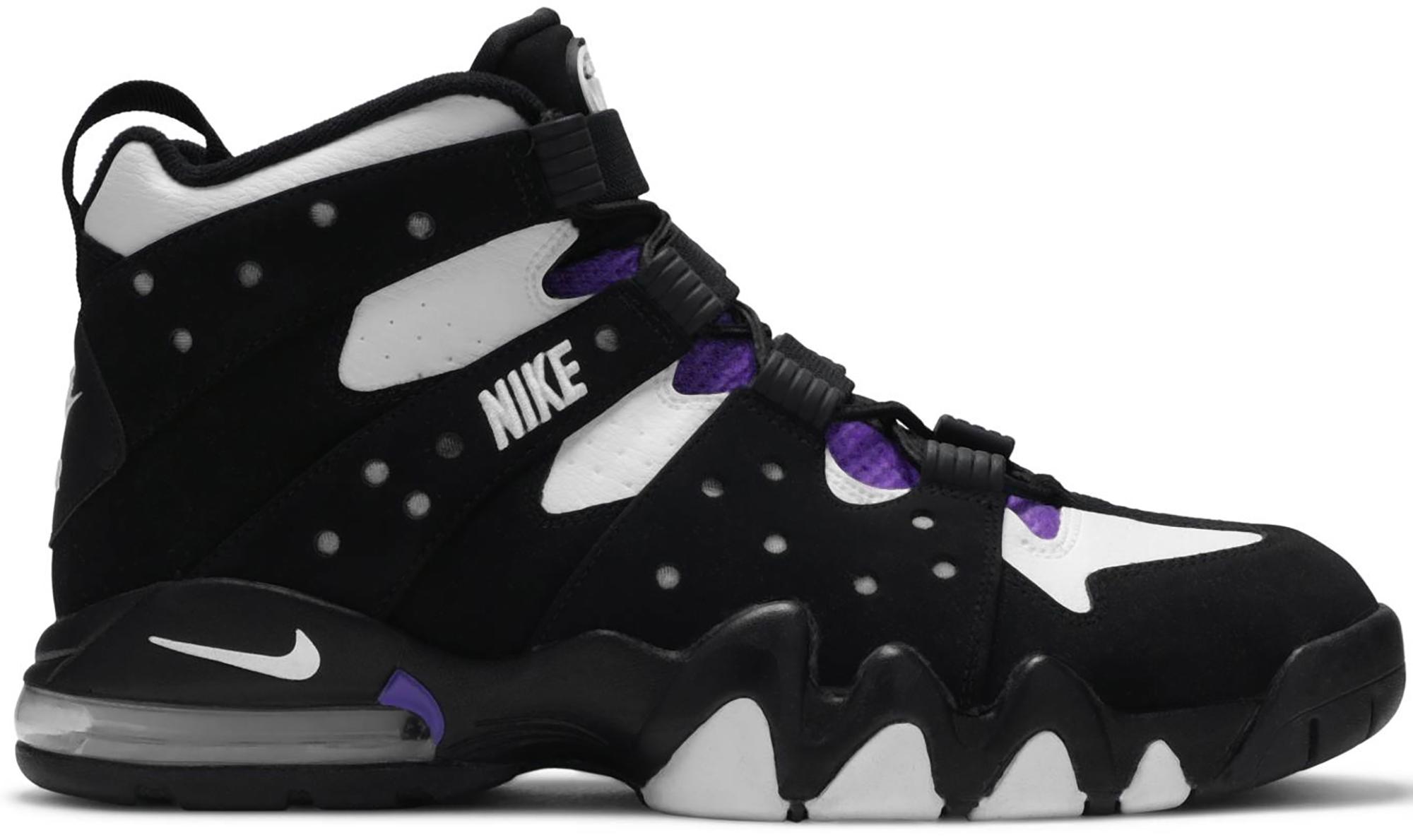 Nike Air Max 2 CB 94 Black White Purple