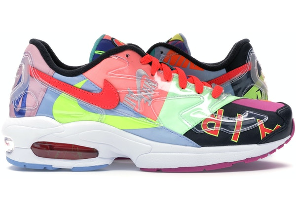new arrival 3eef7 11bc5 Air Max 2 Light Atmos - CJ6200-001 BV7406-001