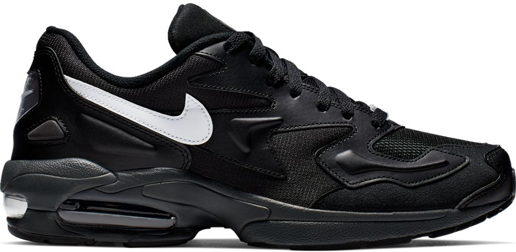 Nike Air Max 2 Light Black White
