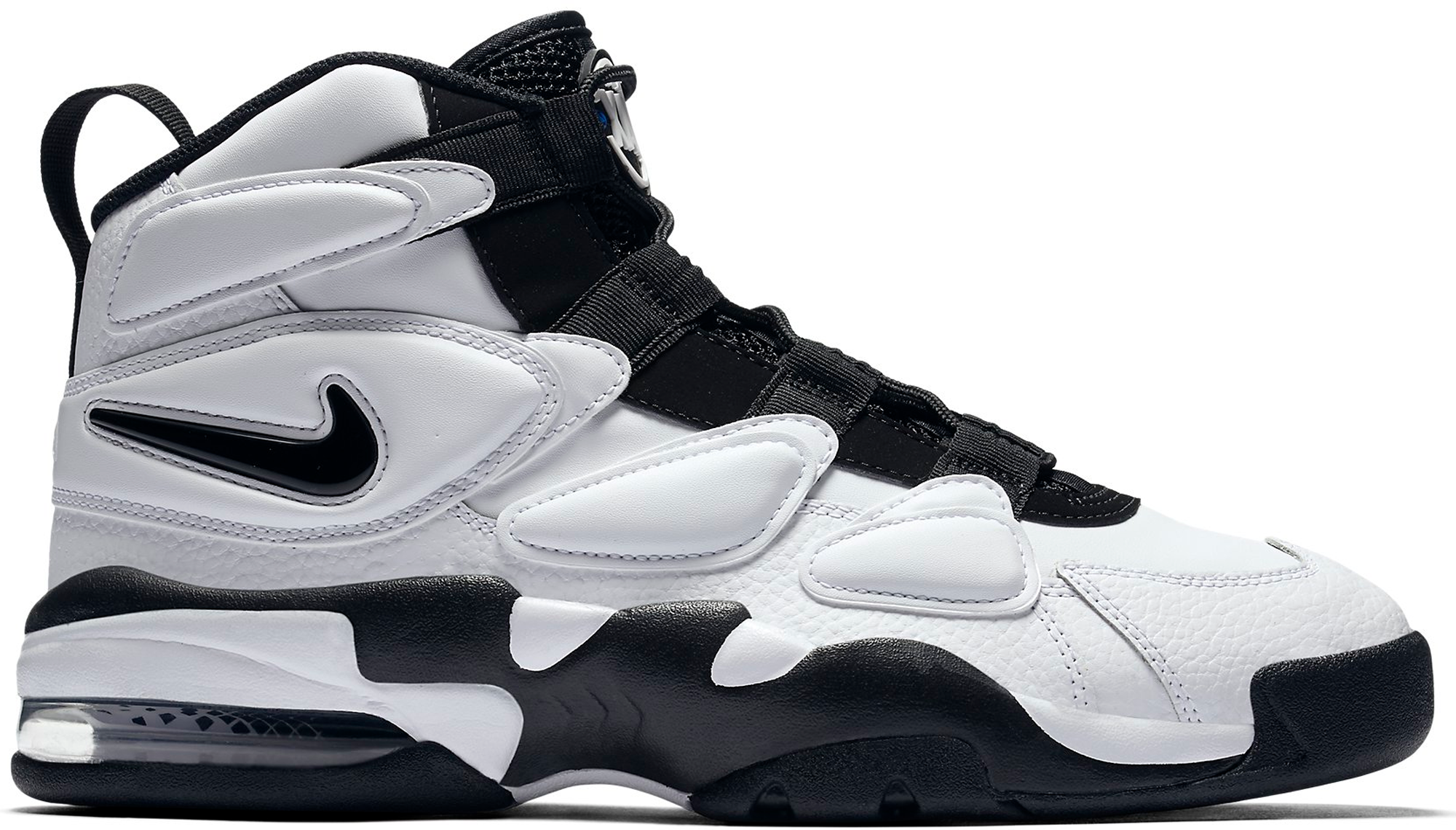 reduced nike air max 2 uptempo 1c35c a4964  wholesale air max 2 uptempo 94  og white black 2017 8a5f6 d858d ded71482a