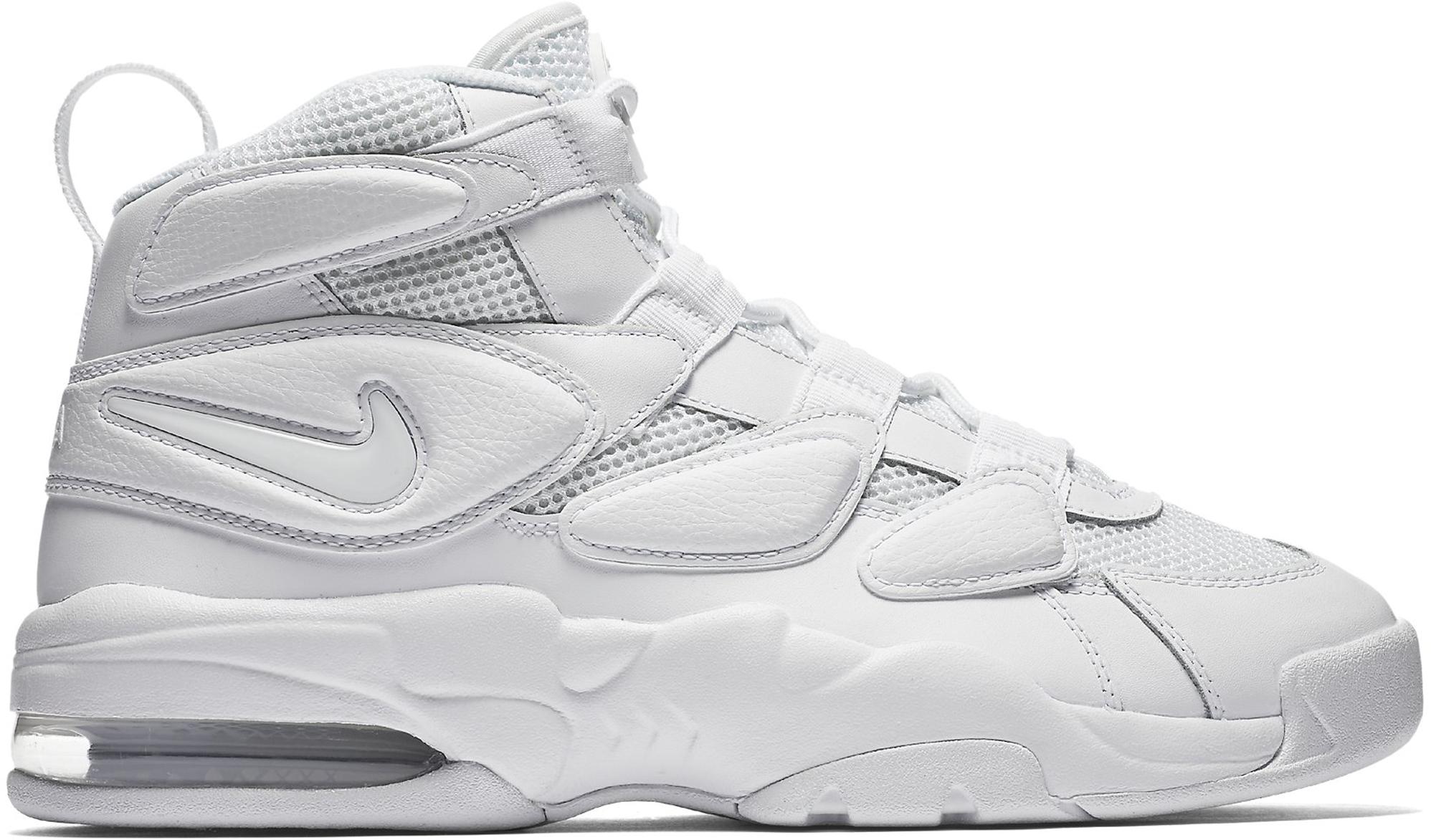 Nike Air Max 2 Uptempo 94 Triple White