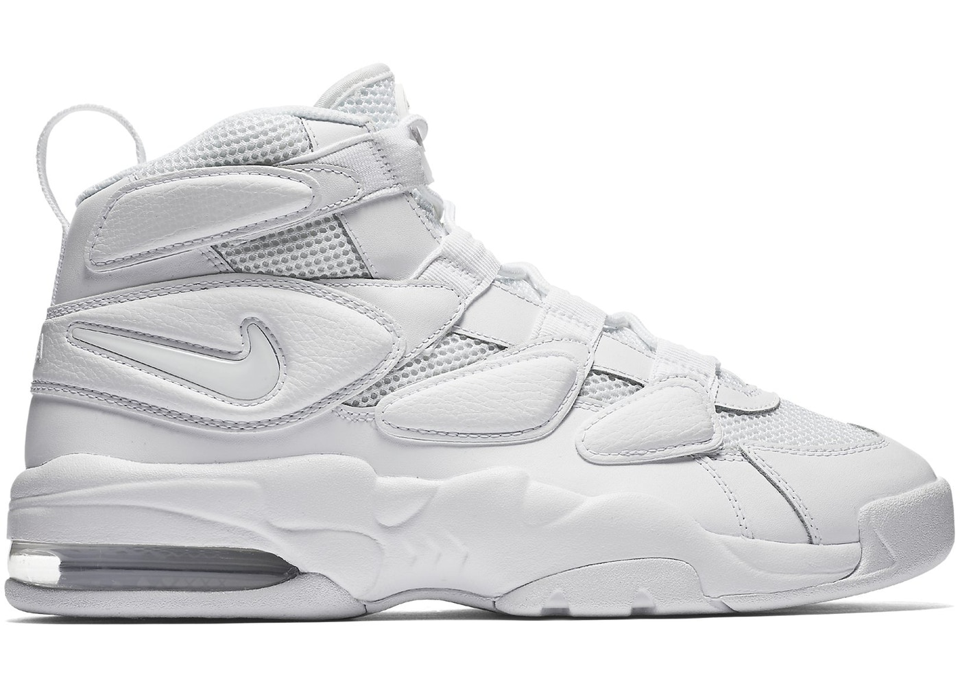 big sale 31d64 3a4a5 Air Max 2 Uptempo 94 Triple White