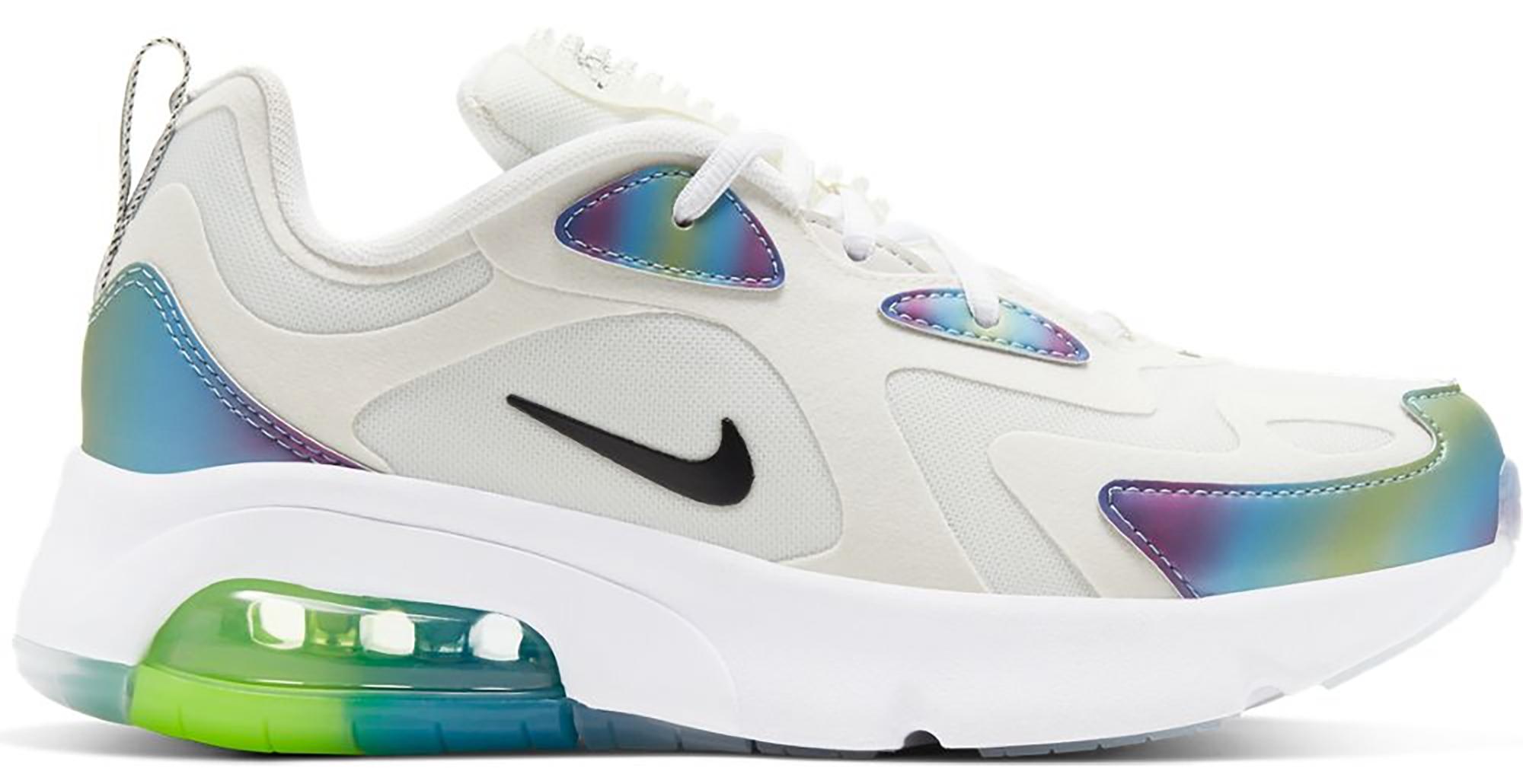 Nike Air Max 200 Bubble Pack White (GS)