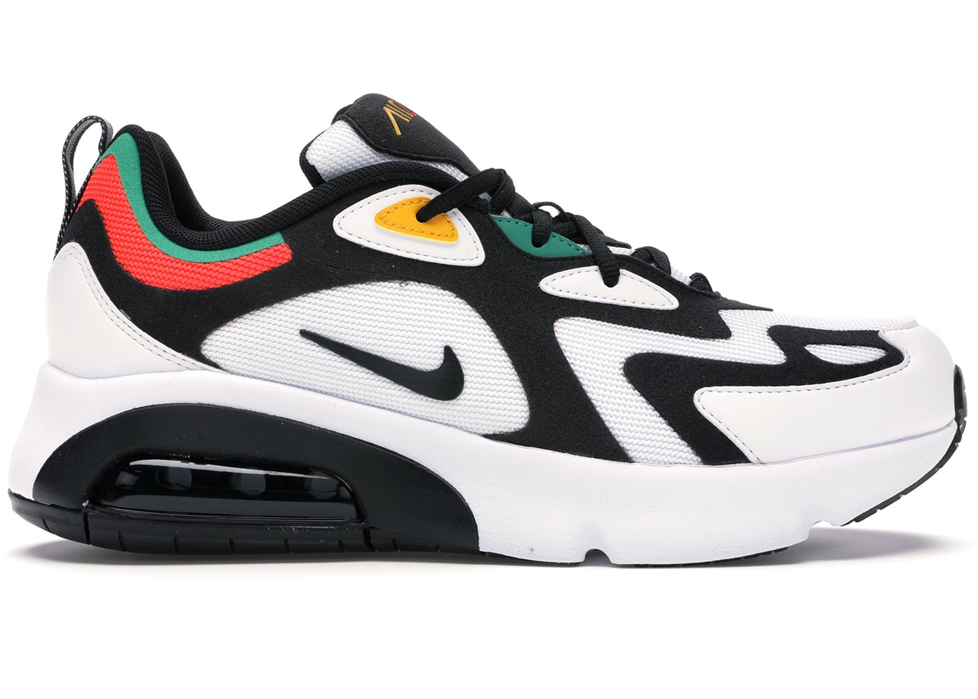 punto final Están deprimidos Limitado  Nike Air Max 200 Rasta (GS) - AT5627-100