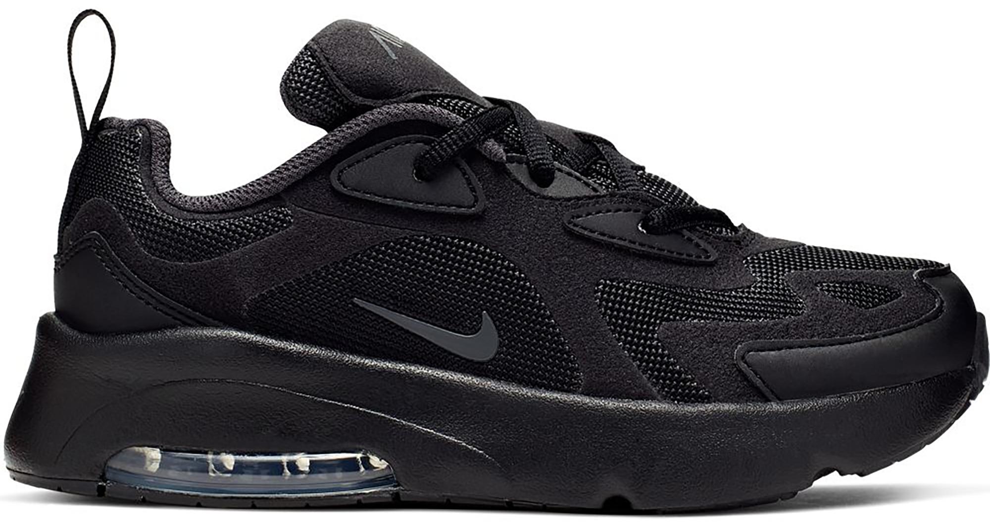 Nike Air Max 200 Triple Black (PS