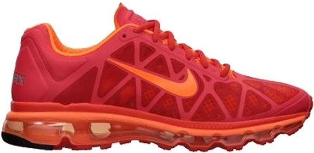 Nike Air Max+ 2011 Max Orange Total
