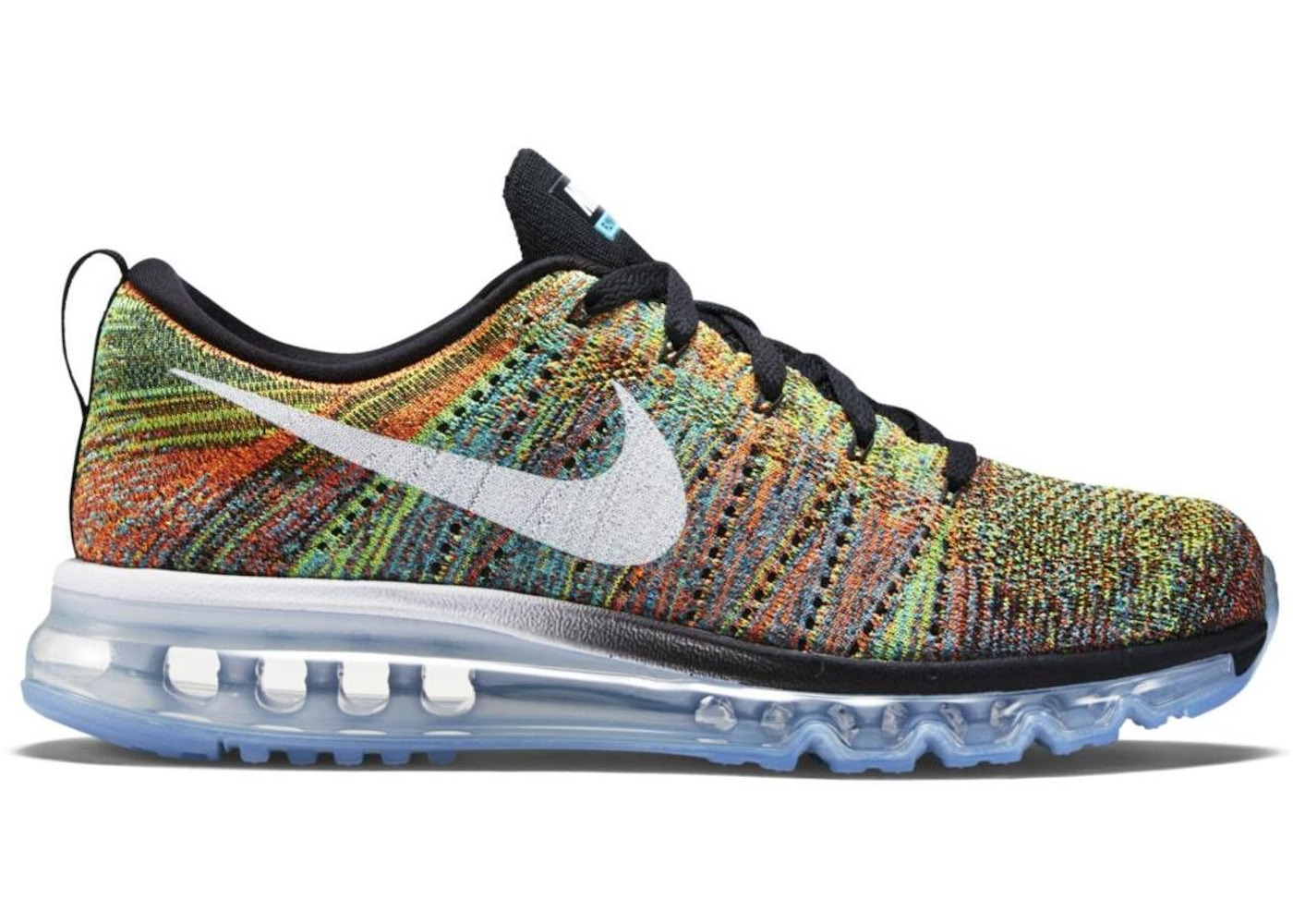 uk availability 230eb 8e12b Air Max 2015 Flyknit Multicolor