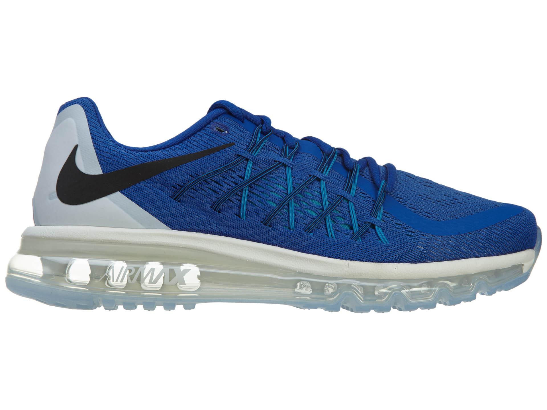 Nike Air Max 2015 Game Royal/Black-White-Blue Lgn