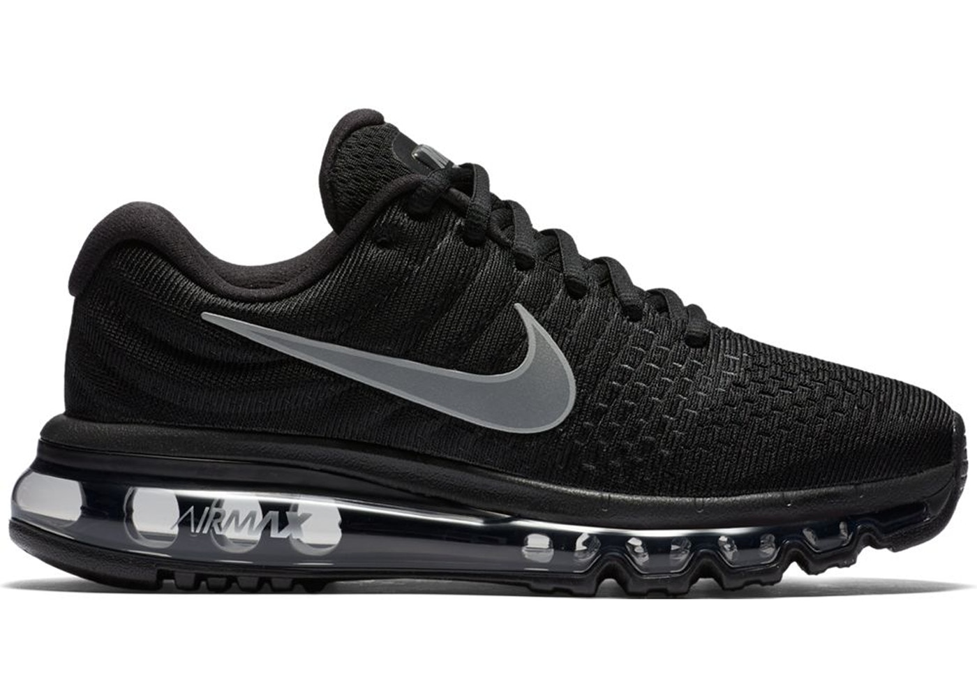 check out 5dd8d 80c57 Air Max 2017 Black Anthracite (W)