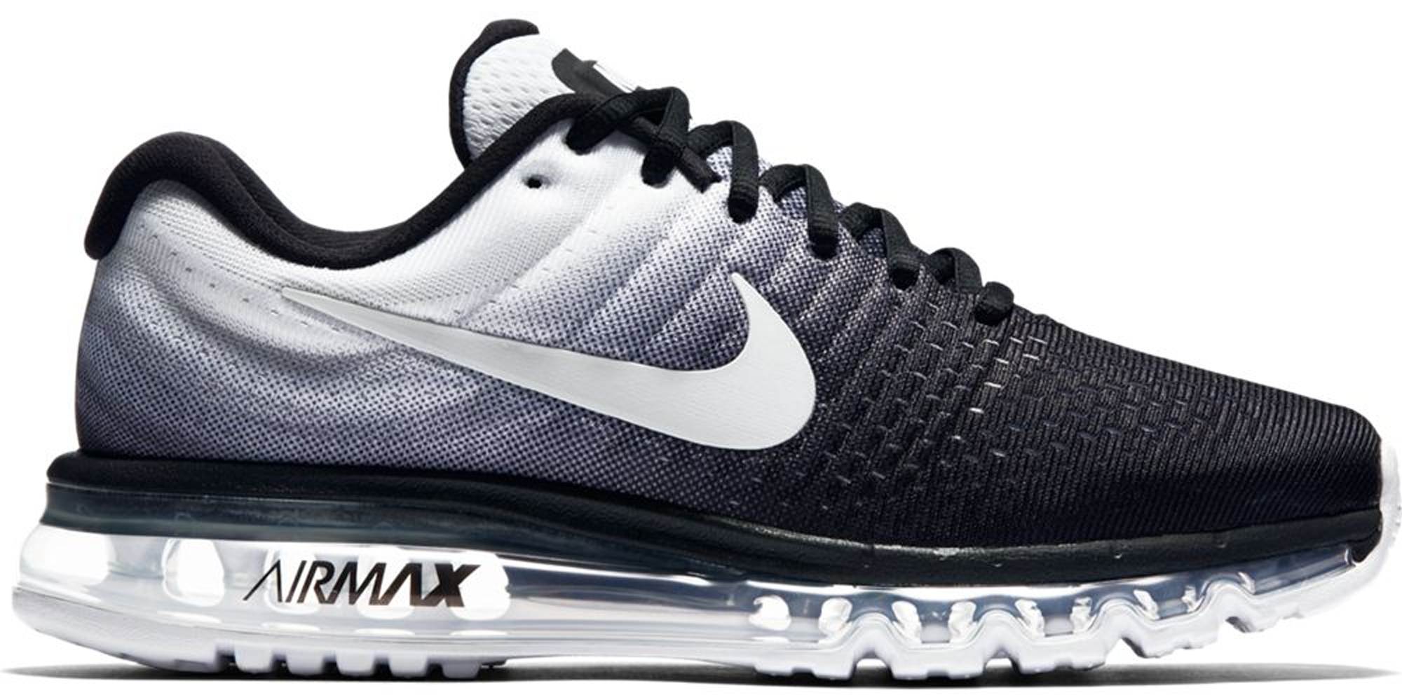 Nike Air Max 2017 Black White - 849559-010