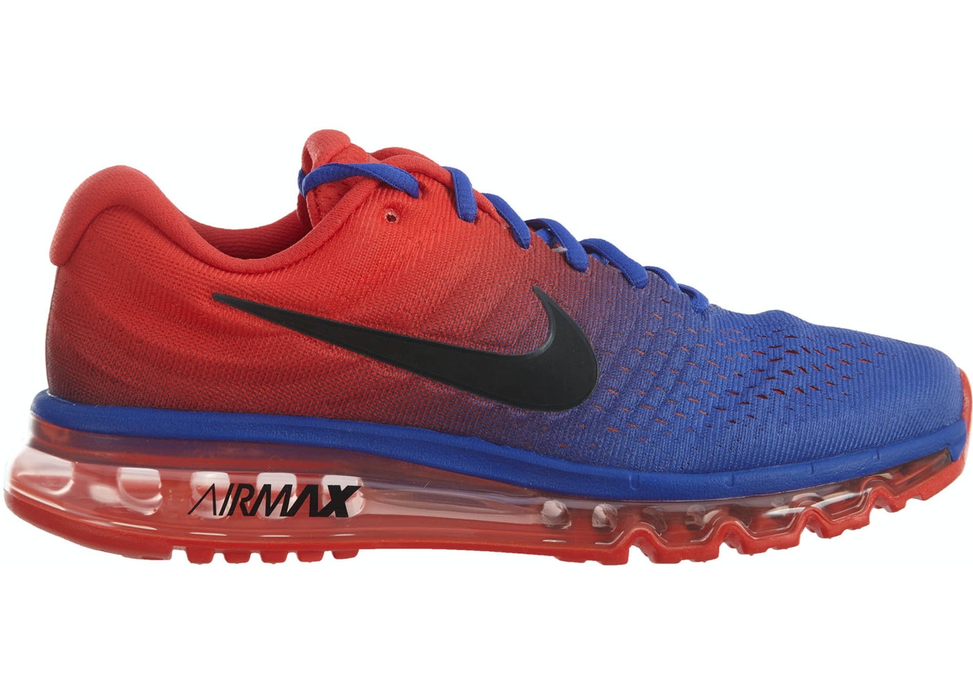 buy online 04285 43f36 Nike Air Max 2017 Paramount Blue/Black
