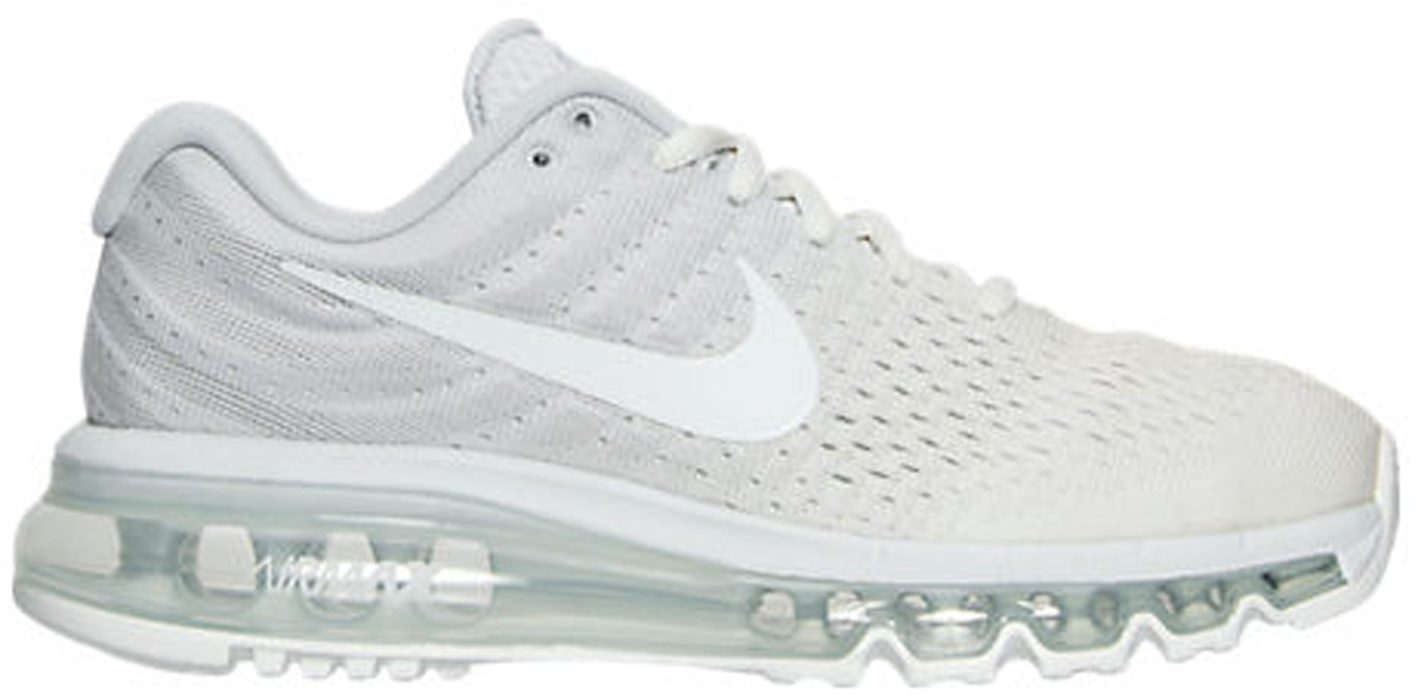 Nike Air Max 2017 Laufschuhe Nike Air Max Pure Platinum